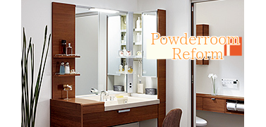 powderroom Reform
